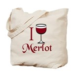 Merlot Drinker Tote Bag