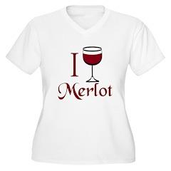 Merlot Drinker T-Shirt