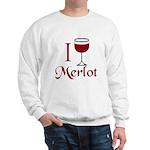 Merlot Drinker Sweatshirt