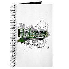 Holmes Tartan Grunge Journal