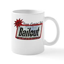 Bailout Aged Mug