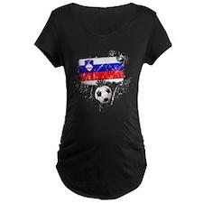 Soccer Fan Slovenia T-Shirt