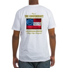 6th Louisiana Infantry Shirt