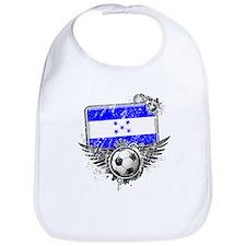 Soccer Fan Honduras Bib
