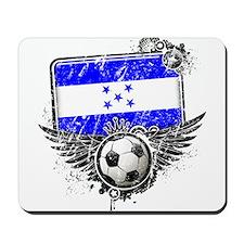 Soccer Fan Honduras Mousepad
