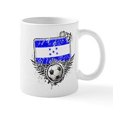 Soccer Fan Honduras Mug