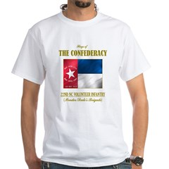 22nd NC Volunteer Infantry Shirt
