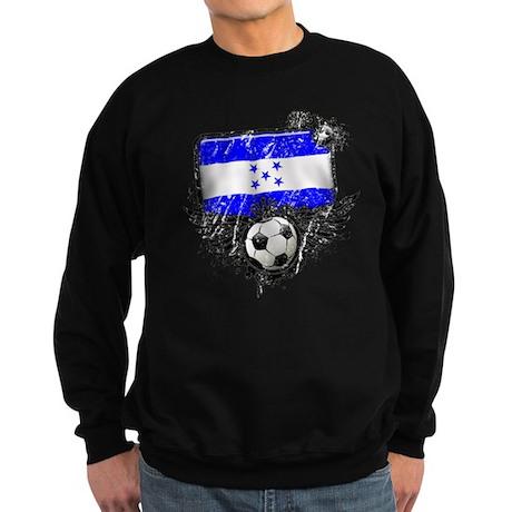 Soccer Fan Greece Sweatshirt (dark)