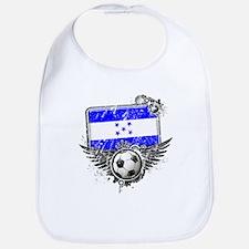 Soccer Fan Greece Bib