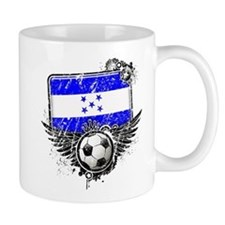 Soccer Fan Greece Mug
