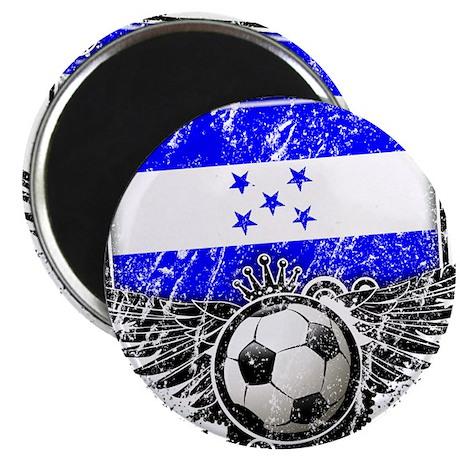 Soccer Fan Greece Magnet