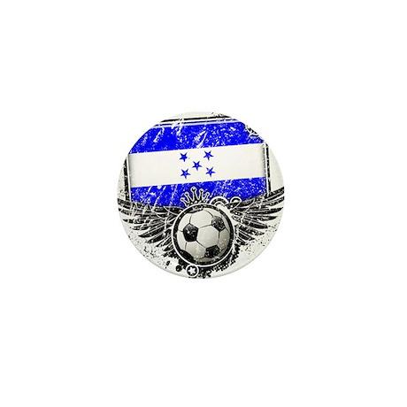 Soccer Fan Greece Mini Button (100 pack)