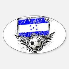 Soccer Fan Greece Decal