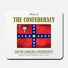 SC Sovereignty Flag Mousepad