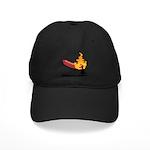 Hindendog Black Cap