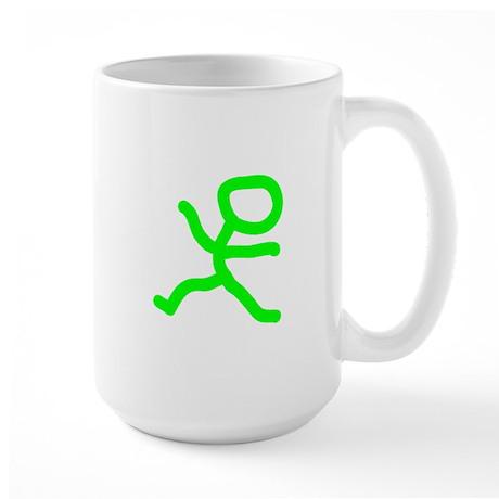 Dancer Large Mug