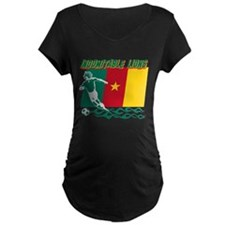 Indomitable Lions Cameroon T-Shirt