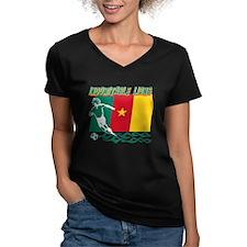 Indomitable Lions Cameroon Shirt
