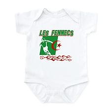 Algerian soccer Infant Bodysuit