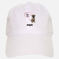 Puggle Lover Baseball Baseball Cap