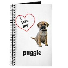 Puggle Lover Journal