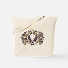 Edward's Army Tote Bag