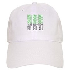 Drill Spill Kill Baseball Cap