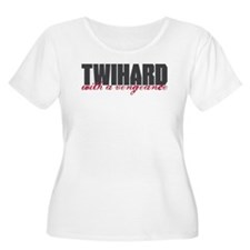 Twihard with a Vengeance T-Shirt
