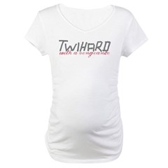 Twihard with a Vengeance Shirt