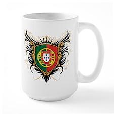 Portugal Crest Mug