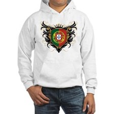 Portugal Crest Jumper Hoody