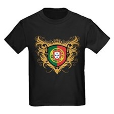 Portugal Crest T