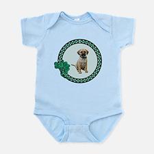 Irish Puggle Infant Bodysuit