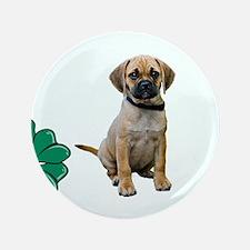 "Irish Puggle 3.5"" Button"