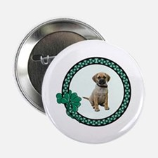 "Irish Puggle 2.25"" Button"