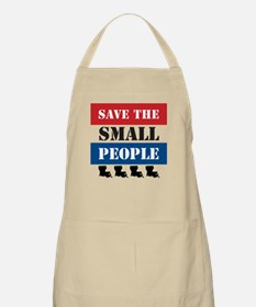 Save the Small People Apron