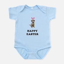 Easter Bunny Puggle Infant Bodysuit