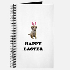 Easter Bunny Puggle Journal