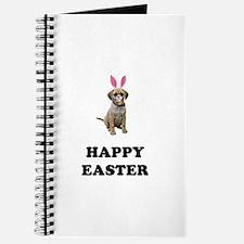 Easter Bunny Puggle Journal