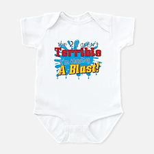 Terrible 2's Infant Bodysuit