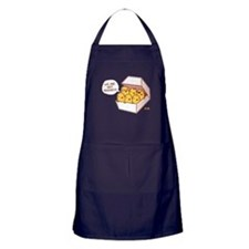 We Are Not Nuggets Apron (dark)