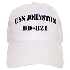 USS JOHNSTON Cap
