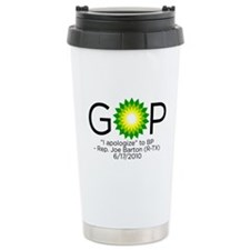 Unique Bp Travel Mug