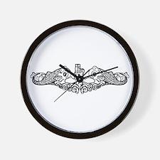 Navy Submariner Wall Clock