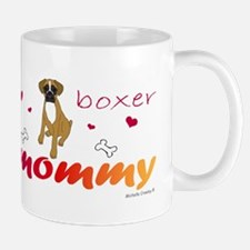 boxer Mug