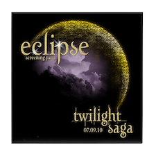 ECECLIPSEUS Eclipse gear Tile Coaster
