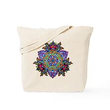 Cute Kaleidoscopic image Tote Bag