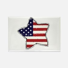 Cute 4th of july Rectangle Magnet