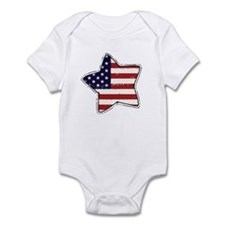 Cute Fourth july Infant Bodysuit