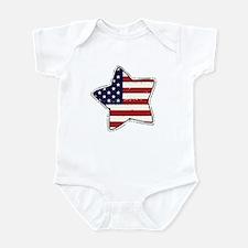 Cool Fireworks Infant Bodysuit